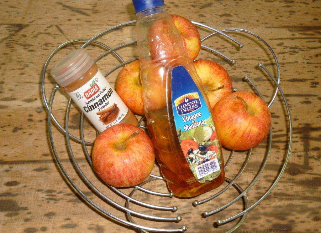 Cual es el vinagre de manzana para bajar de peso